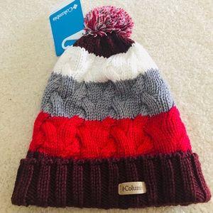 Columbia hat!